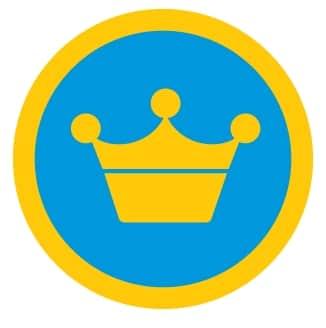 foursquare crown logo