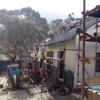 roofing-school-scaffolding