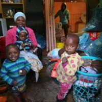 township-shack-family