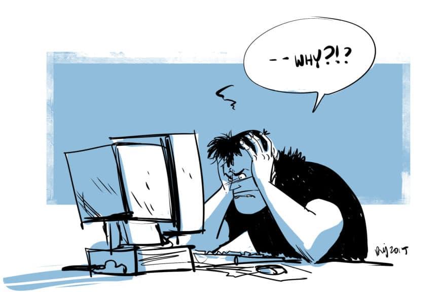 Wordpress website troubleshooting