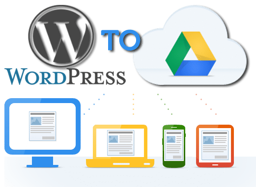 WordPress Secure Backup Service