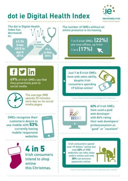 IEDR Irish Small Business Digital Health